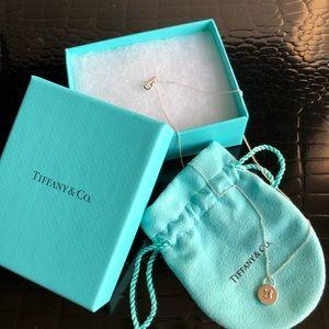 Tiffany & Co Lock pendant